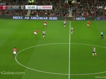 Manchester United 4:1 Newcastle United
