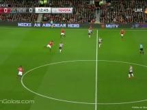 Manchester United 4:1 Newcastle United
