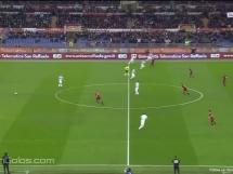 AS Roma 2:1 Lazio Rzym