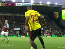 Watford 2:0 West Ham United