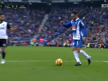 Espanyol Barcelona - Valencia CF 0:2