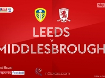 Leeds United 2:1 Middlesbrough