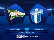 Lechia Gdańsk - Wisła Płock 3:0