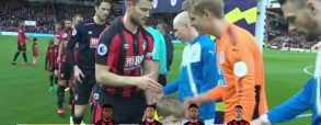 AFC Bournemouth 4:0 Huddersfield