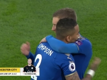 Leicester City 0:2 Manchester City
