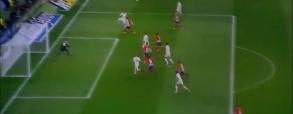 Ramos kopnięty w twarz przez gracza Atletico!