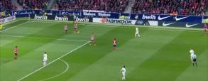 Wyścig do piłki Ronaldo i Juanfrana!