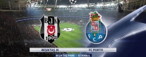 Besiktas Stambuł 1:1 FC Porto