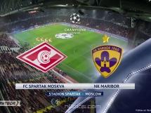 Spartak Moskwa 1:1 NK Maribor