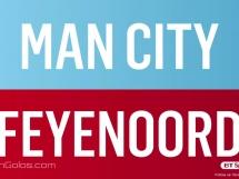 Manchester City - Feyenoord 1:0