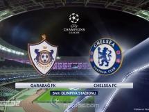 Karabach Agdam 0:4 Chelsea Londyn