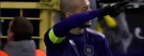Anderlecht 1:2 Bayern Monachium