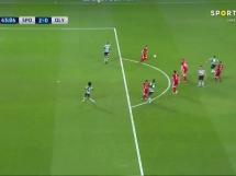 Sporting Lizbona 3:1 Olympiakos Pireus