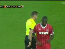 FC Koln - Arsenal Londyn 1:0