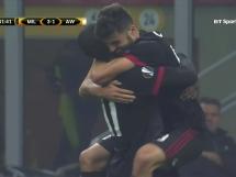 AC Milan 5:1 Austria Wiedeń