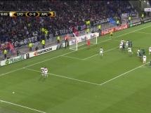 Olympique Lyon 4:0 Apollon Limassol