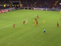 FK Astana 2:3 Villarreal CF