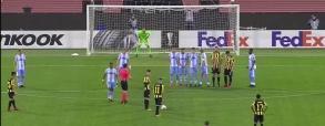Lazio Rzym 1:1 Vitesse