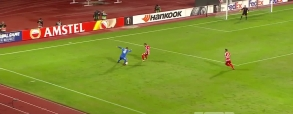 Skenderbeu Korcza 3:2 Dynamo Kijów