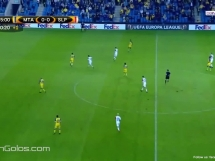 Maccabi Tel Awiw 0:2 Slavia Praga