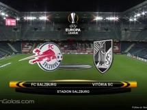 Red Bull Salzburg 3:0 Vitoria Guimaraes