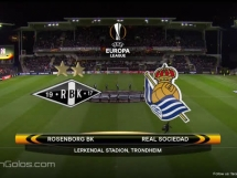 Rosenborg 0:1 Real Sociedad