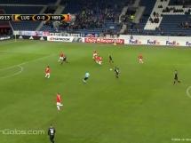 Lugano 1:0 Hapoel Be'er Szewa