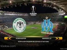 Konyaspor 1:1 Olympique Marsylia