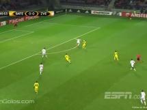 BATE Borysów 0:0 Crvena zvezda Belgrad