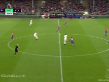Crystal Palace 2:1 Stoke City