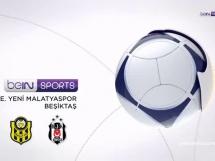 Yeni Malatyaspor 0:0 Besiktas Stambuł
