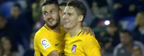 Levante UD 0:5 Atletico Madryt