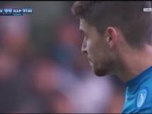 Udinese Calcio 0:1 Napoli