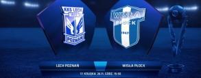 Lech Poznań 2:1 Wisła Płock