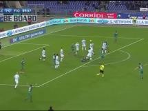 Lazio Rzym 1:1 Fiorentina