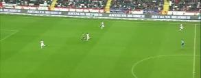 Antalyaspor 0:1 Fenerbahce