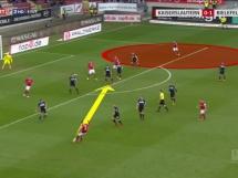 Kaiserslautern 0:2 Arminia Bielefeld