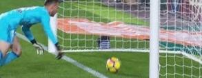 Błąd sędziego w hice! Nieuznany gol Leo Messiego!