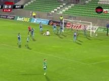 Ludogorets 3:0 Bistritsa