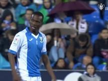 Leganes 1:0 Real Valladolid