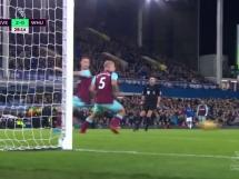 Everton 4:0 West Ham United