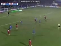PEC Zwolle 1:1 Utrecht