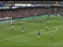 Chelsea Londyn 3:1 Newcastle United