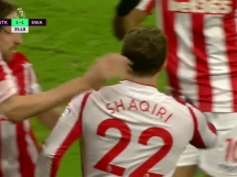 Stoke City 2:1 Swansea City