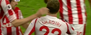 Stoke City 2:1 Swansea City