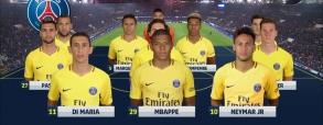 Strasbourg 2:1 PSG