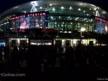 Arsenal Londyn 1:3 Manchester United