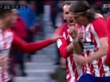 Atletico Madryt 2:1 Real Sociedad