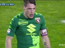 Torino 1:1 Atalanta