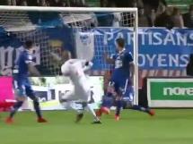 Troyes 0:1 Guingamp